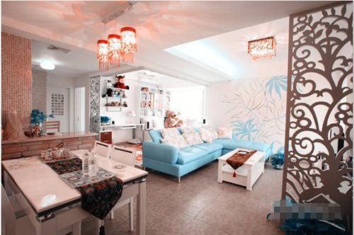 北欧风单身公寓