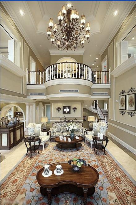 轻古典美式休闲度假小别墅 美式别墅外观效果图8套