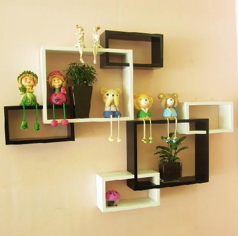 餐厅沙发电视背景墙装饰架 创意家居装饰架