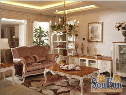 回味古典英倫風 5款亞振家具客廳裝修沙發效果圖