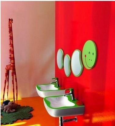国外创意家居设计 卫生间大胆装修给你别样心情