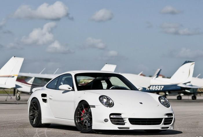 保时捷911Turbo