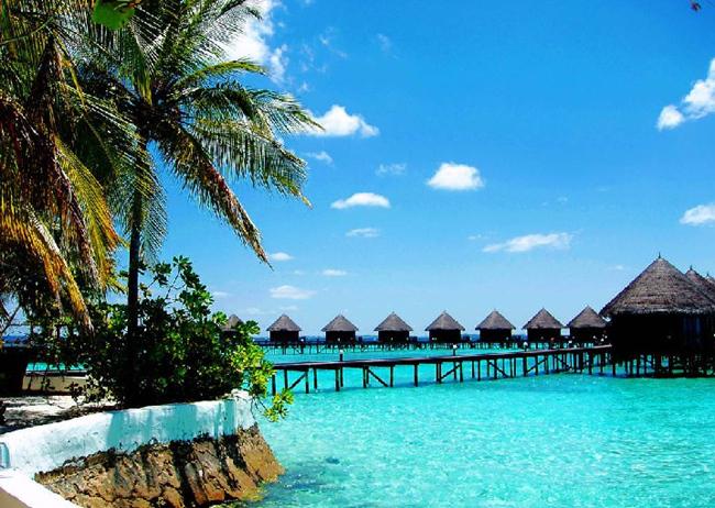 马尔代夫六星岛 全球尊奢蜜月地