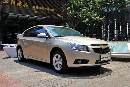 九月上市上海通用雪佛兰 科鲁兹掀背车
