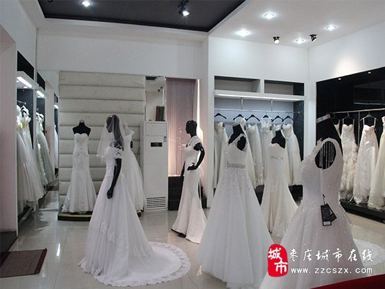 枣庄绝美嫁衣婚纱礼服