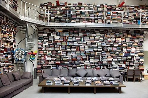 现代书屋风格设计