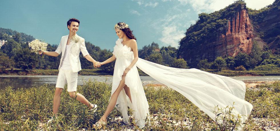 維納斯婚紗 圖片合集