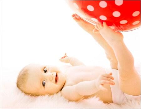 为什么小宝宝这么可爱?