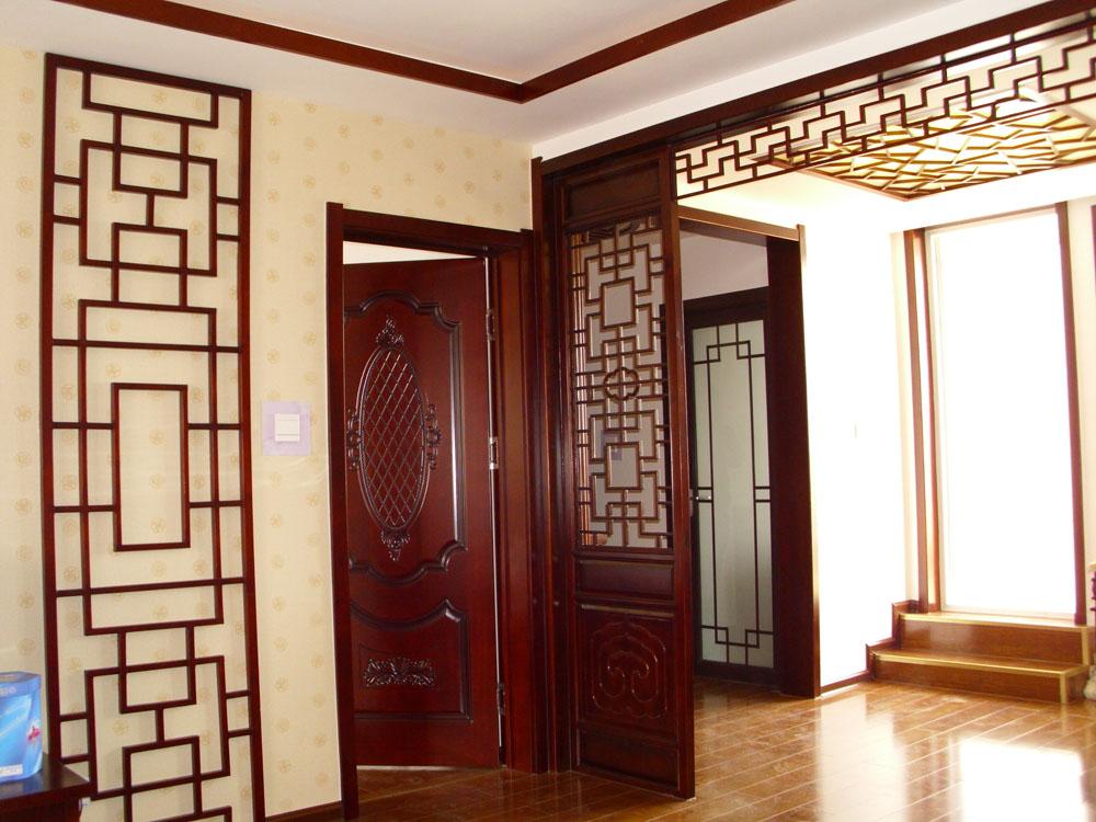 朗艺中式风格装修案例