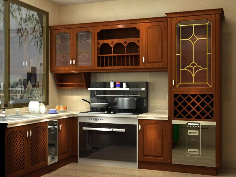 奥雅商行整体厨柜案例