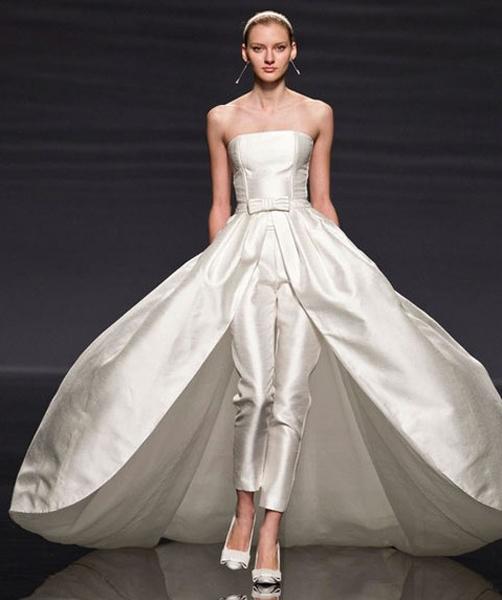2013最新婚纱造型完美曝光