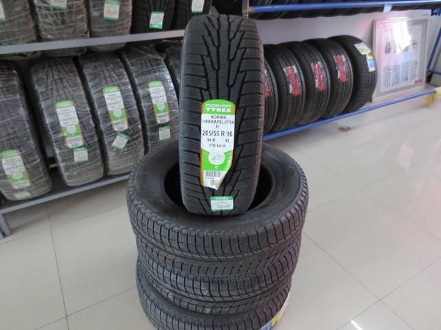 芬兰诺记轮胎