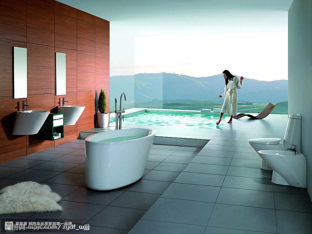卫浴保养方法