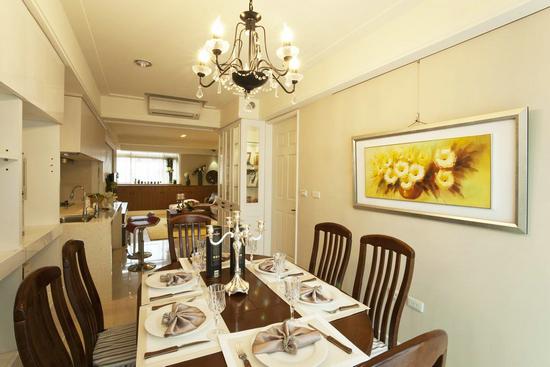 家具零购置 最低成本翻新105平二手房