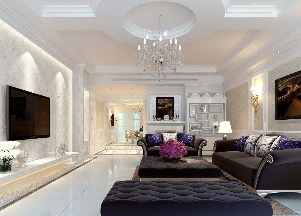 各式客厅设计图_家居街_兰考在线