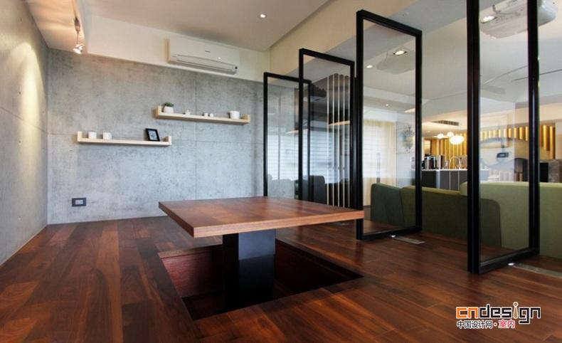 简约大气的现代型家装设计