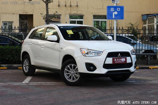 劲炫ASX最高可优惠1万元 店内现车在售