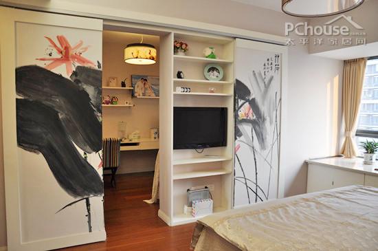 精明拓展储存空间 12种最个性卧室收纳