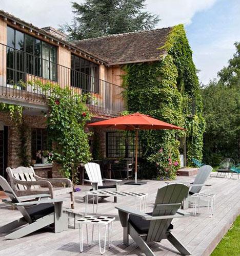 阳光花园别墅设计 8招打造完美无缺家
