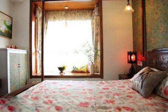 中式也能小清新 90平二居室装修指南
