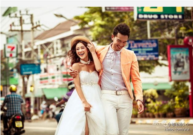 海外婚纱照之泰��