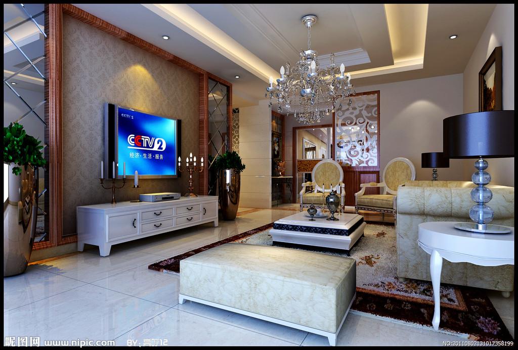 客厅布置图片温馨图片效果图   合理的家具布局 最新客厅