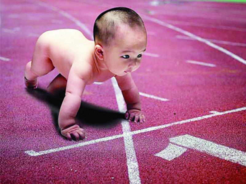 帮宝宝嬴在起跑线!