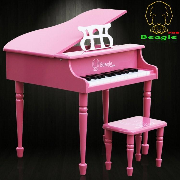 beagle米格鲁30键儿童钢琴/玩具小钢9930