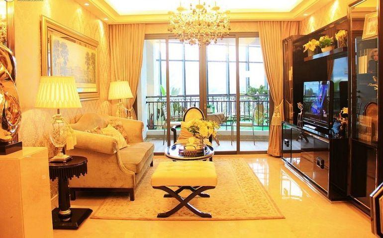 二居室-93平米-装修设计