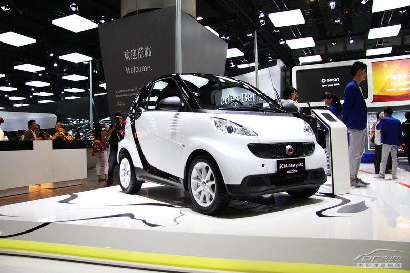 Smart 1.0 MHD 硬顶新年特别版