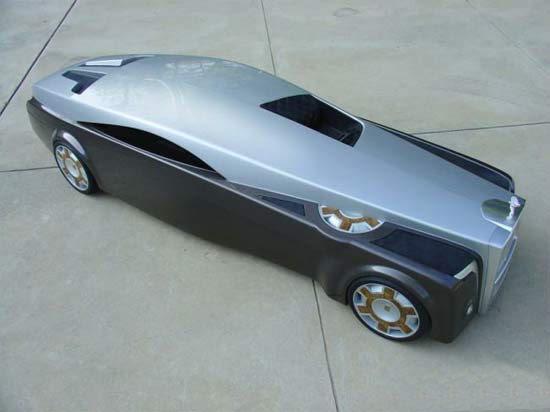 劳斯莱斯概念车