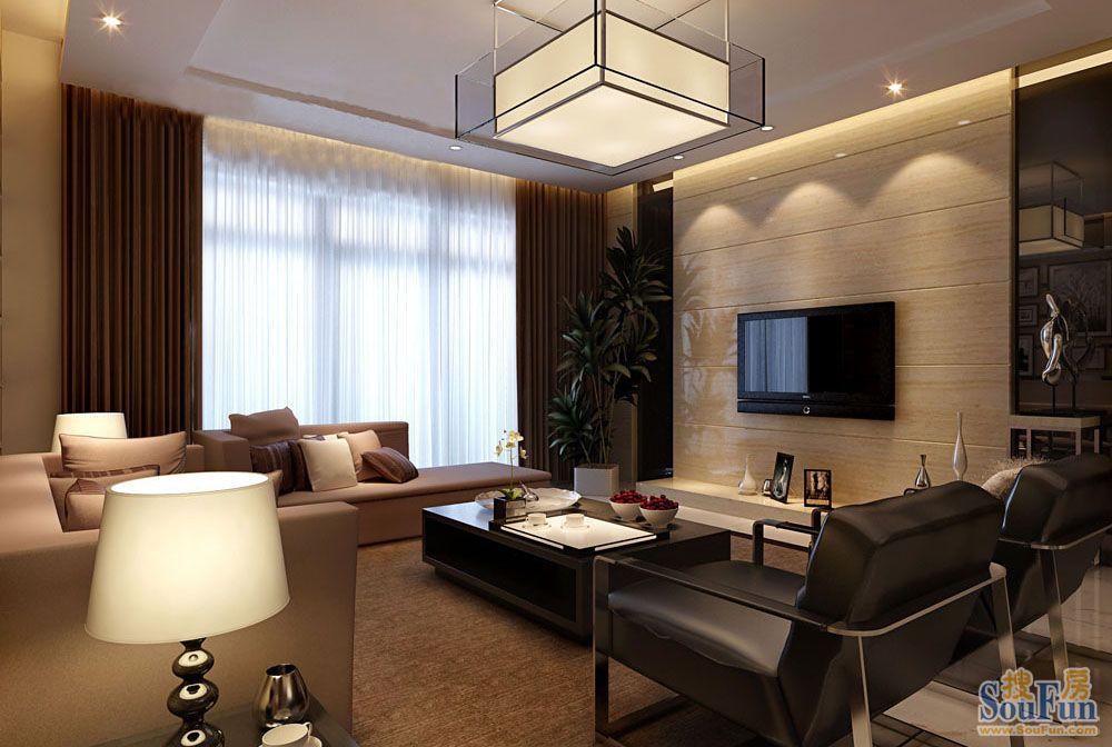 三居室-装修案例