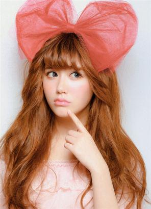 日系甜美樱桃新娘妆造型