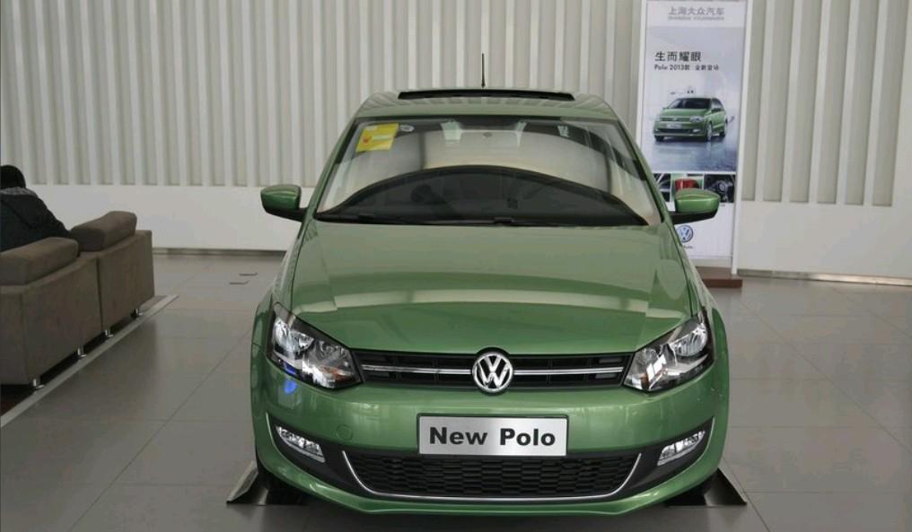 POLO车型图片