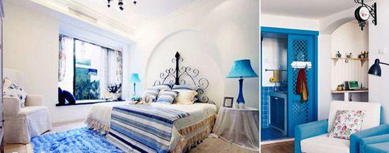 门框,楼梯扶手,窗户,椅子室内设计师应该注意地中海风格的装饰手法有