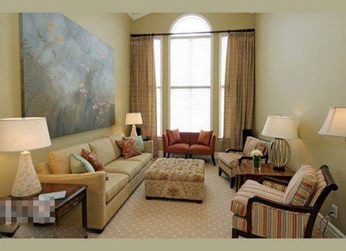 小户型客厅装修设计案例 12个精致小客厅设计