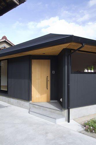 日本��意家居案例:不��t的建筑
