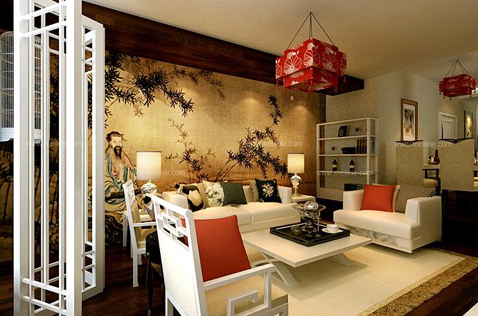 新中式风格演绎完美现代之居