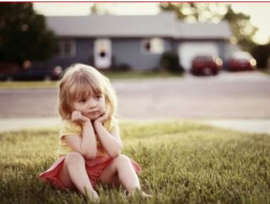 岁儿童亲子照片