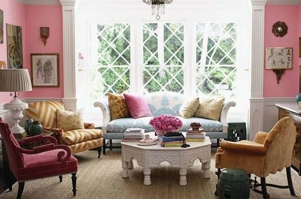 家装设计配色原则