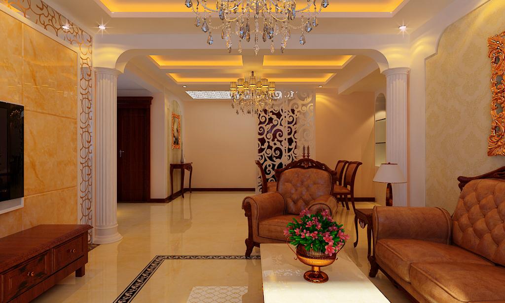 这是江南豪庭路先生的房子, 欧式的居室有的不只是豪华大气,更多的是惬意和浪漫。通过完美的典线,精益求精的细节处理,带给家人不尽的舒服触感,实际上和谐是欧式风格的最高境界。 设计专线:13280606618 小陈