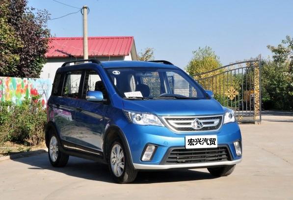长安汽车 欧力威新增1.4L AMT车型 即将上市