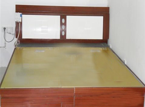 卧室板炕设计图