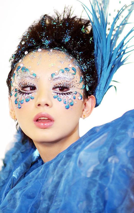 彩妆造型】梦幻创意舞台妆