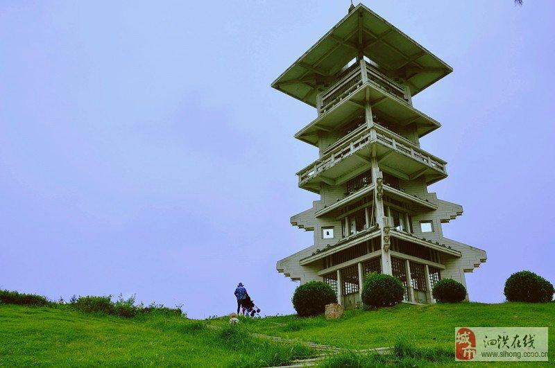 世纪公园——世纪宝塔