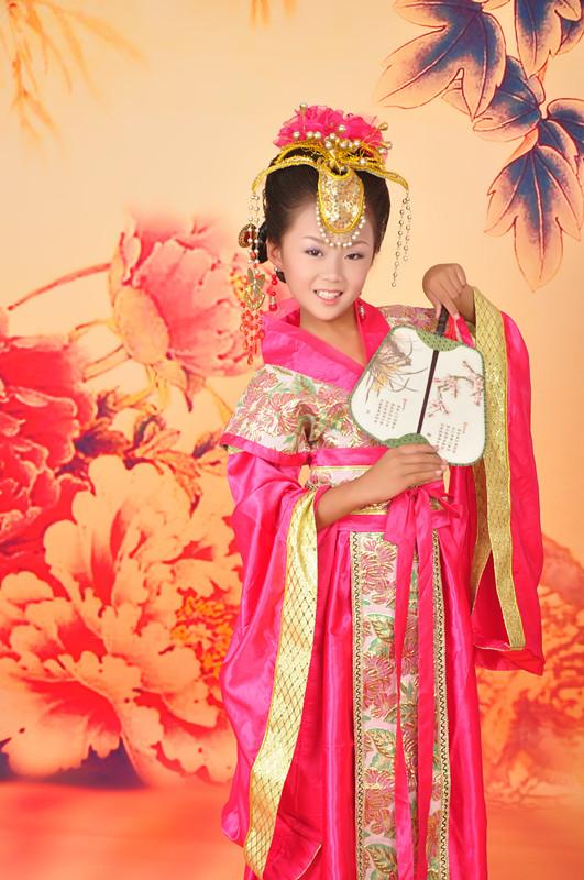 王子怡 2013蒙阴县首届 贝贝秀 杯古装主题摄影代言人选拔投票活动 图片