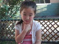 231梅悦涵 7岁