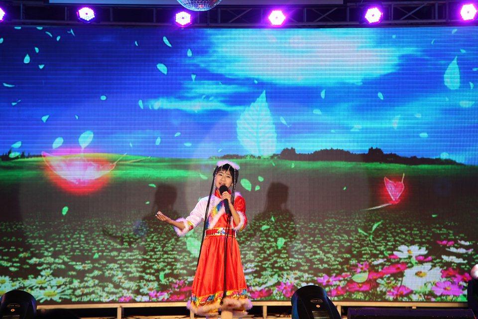 合唱 跨世纪的新一代 2014 金盛泰 杯博兴网络春晚节目评选