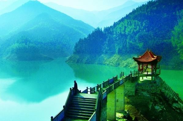 明月湖风景区
