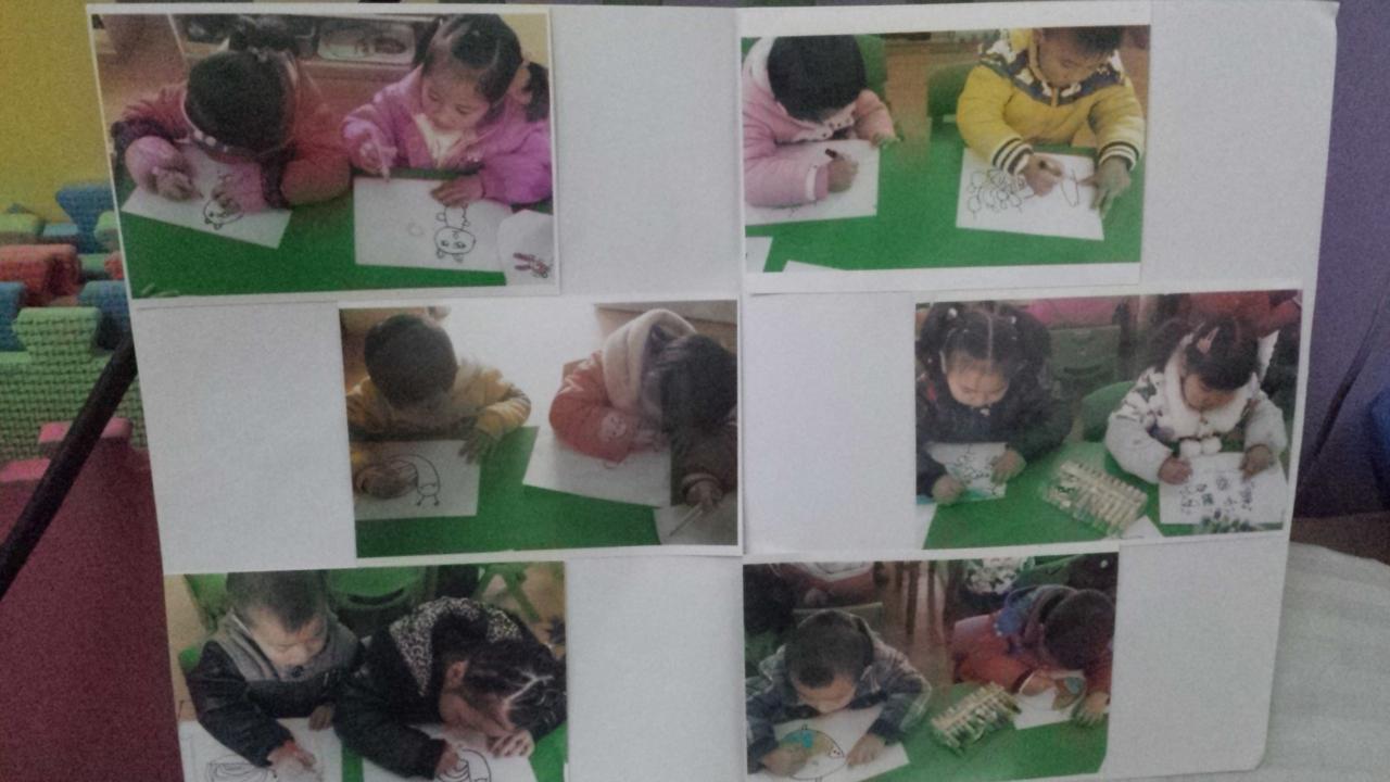我班的特色活动是简笔画